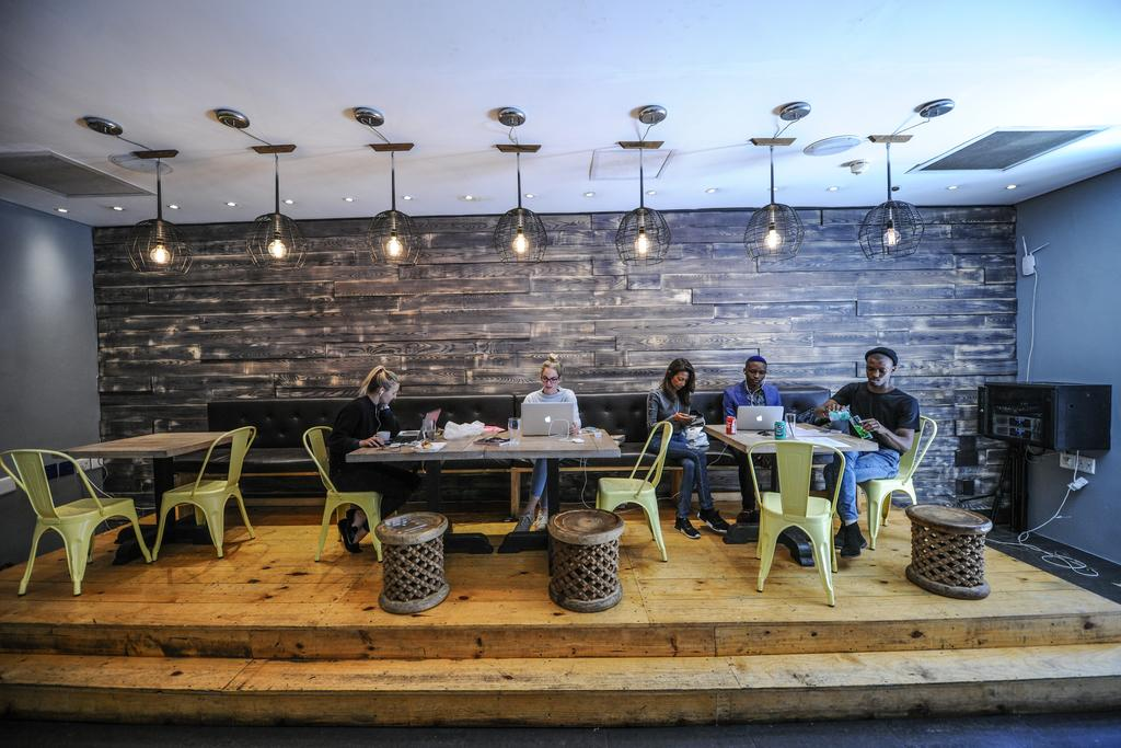 Melhores hostels de Joanesburgo: Once in Joburg
