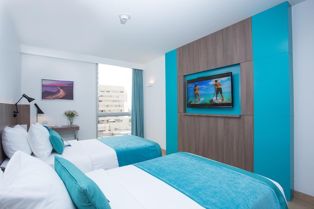 Hoteis em Miraflores: Libre Hotel