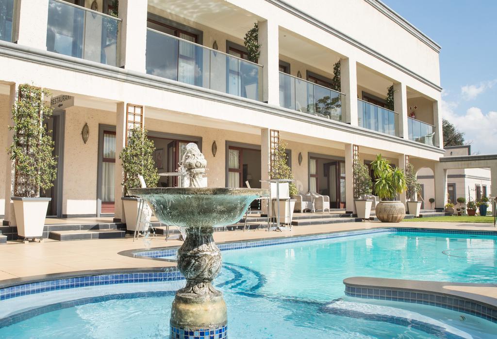 Melhores hotéis em Joanesburgo: Gardenia