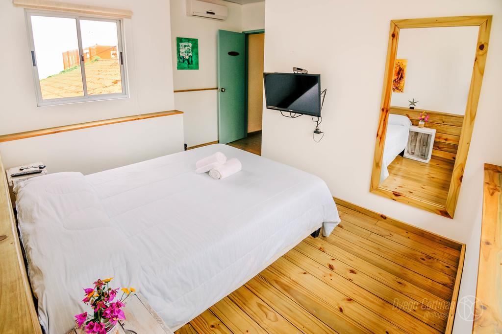 Centro de Punta del Este: hospedagem econômica no Tas D Viaje Hostel
