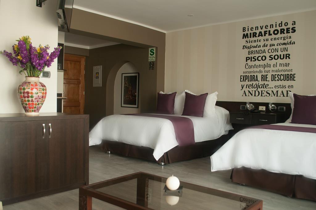 Onde ficar em Lima: Andesmar Hotel