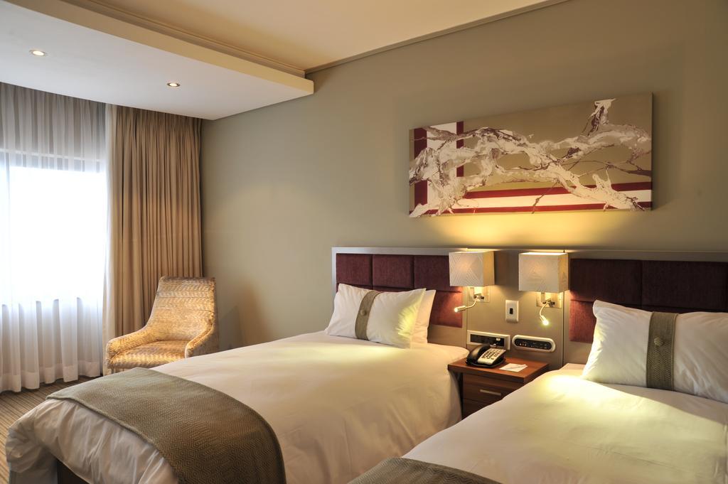 Onde ficar em Joanesburgo: Holiday Inn Rosebank