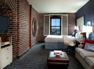 Onde ficar em San Francisco: Argonaut Hotel