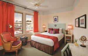 Onde ficar em San Francisco: Carlton Hotel