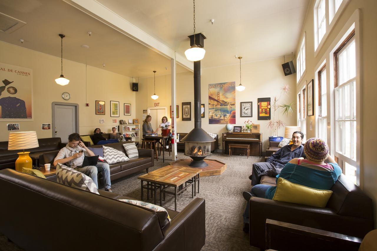 Hostel em San Francisco