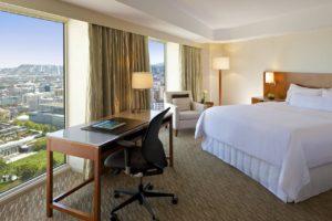 Onde ficar em San Francisco: Park Central Hotel