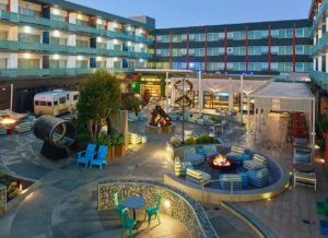 Onde ficar em San Francisco: Zephyr Hotel