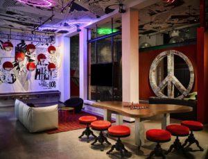 Onde ficar em San Francisco: Zeppelin Hotel