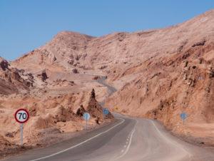 Atacama de carro: estrada cênica entre San Pedro e o Valle de la Luna