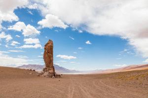 Atacama de carro: o Salar de Tara não tem estradas ou caminhos demarcados
