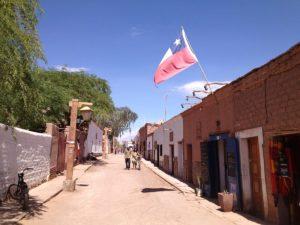 Povoado de San Pedro de Atacama