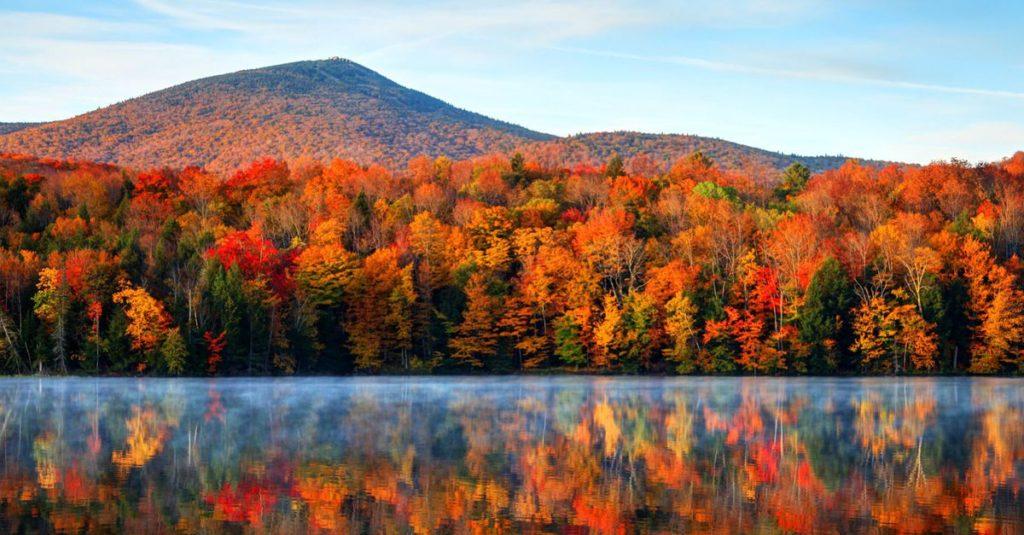 Outono nos Estados Unidos