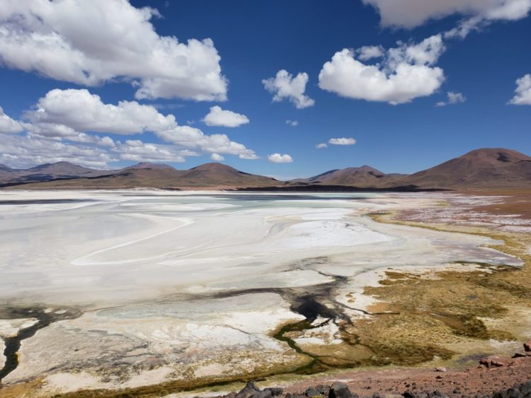 Deserto do Atacama, no Chile