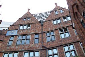 A arquitetura inusitada da cidade de Bremen