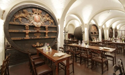 Onde comer em Bremen, Alemanha: o tradicional Ratskeller