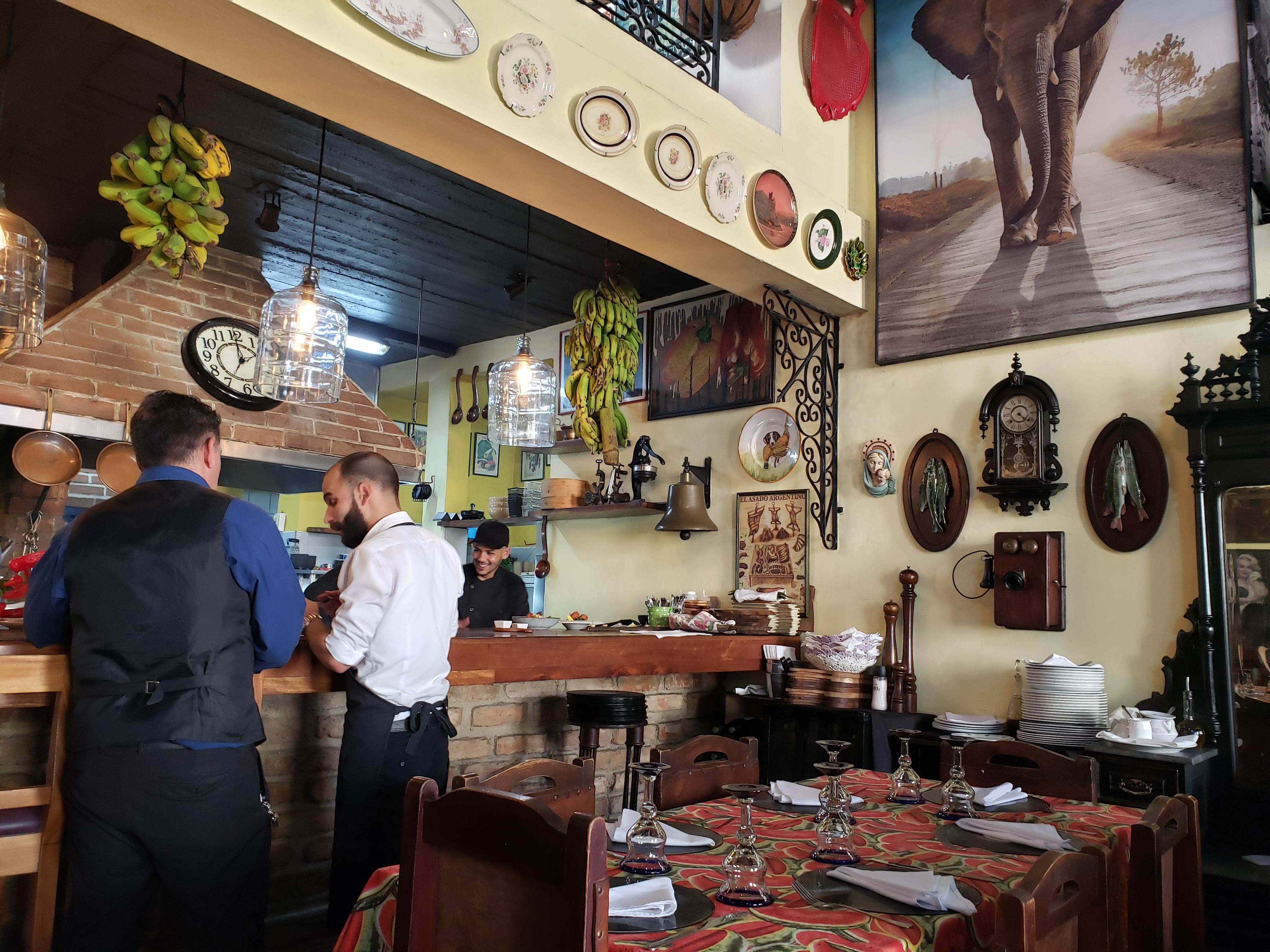 Al Cardion, restaurante em Havana, Cuba