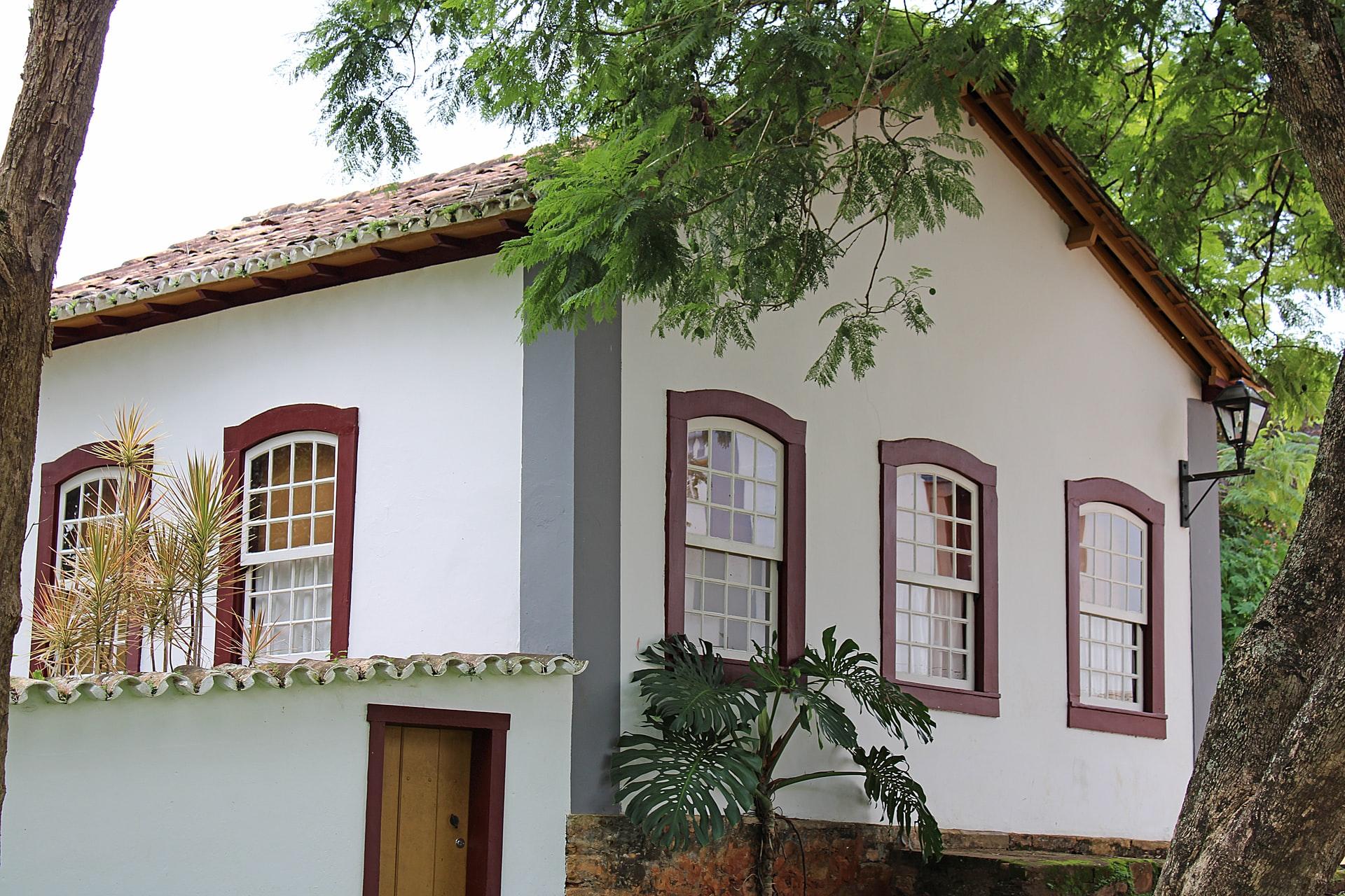 casa em Tiradentes