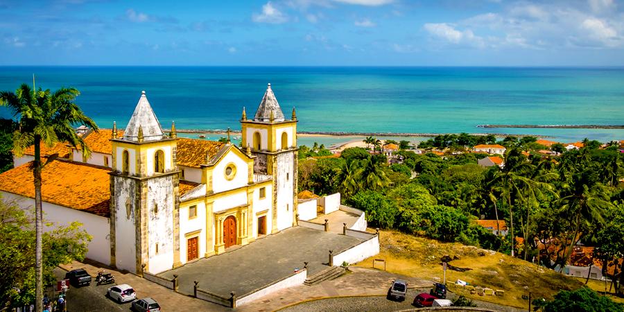 igreja do Carmo em Olinda Recife Pernambuco